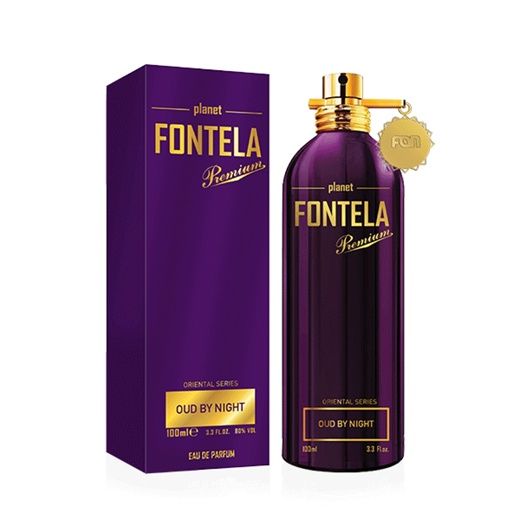 Fontela Premium oud by night oriental series 100 ml фото