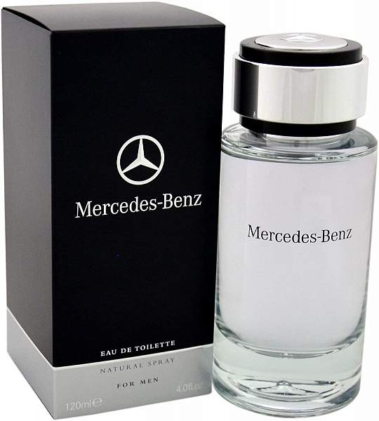 Mercedes Benz Eau De Toilette for men 120 ml фото